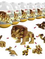cheap -Building Blocks 246pcs Animal Stress and Anxiety Relief / Parent-Child Interaction Gift