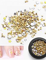 cheap -1pcs Sequins Metallic Fashionable Jewelry Fashionable Design Creative Daily Wear Nail Art Design