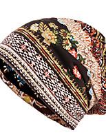 Недорогие -Универсальные Очаровательный Широкополая шляпа Геометрический принт