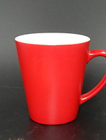 cheap -Drinkware Porcelain Mug Heat Sensitive Color-changing Heat-Insulated 1pcs