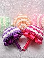 Недорогие -Свадебные цветы Букеты Реквизит и значки для фотографии Свадьба Шелк пена 11-20 cm