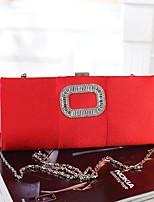 preiswerte -Damen Taschen Terylen Unterarmtasche Reißverschluss für Normal Rote / Rosa / Fuchsia
