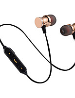cheap -In Ear Bluetooth3.0 Headphones Hybrid Plastic Sport & Fitness Earphone Comfy with Volume Control Stereo Headset