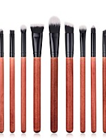 cheap -9pcs Professional Makeup Brushes Makeup Brush Set / Powder Brush / Eyeshadow Brush Synthetic Hair Eco-friendly / Professional / Soft Wood