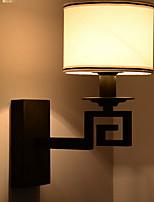 baratos -Antirreflexo Rústico/Campestre Luminárias de parede Para Sala de Estar Madeira/Bambu Luz de parede 220-240V 40W
