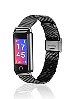 cheap -Smartwatch iOS / Android Heart Rate Monitor / Calories Burned / Exercise Record Pedometer / Sleep Tracker / Alarm Clock / 120-150