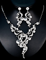 cheap -Women's Jewelry Set - European, Fashion Include Silver For Wedding / Daily