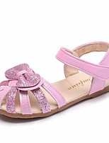 cheap -Girls' Shoes PU Summer Comfort Sandals for Casual Blue Pink