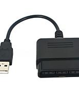 abordables -PS3 Câblé Adaptateur Pour Sony PS3 Adaptateur ABS 1pcs unité
