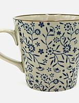 abordables -Drinkware Porcelaine Verres Tasse Athermiques 1pcs