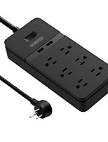 cheap -Smart Plug for Living Room Kitchen 100-240V Power-Off Protection intelligent USB Universal Standard Safety Quick Charging