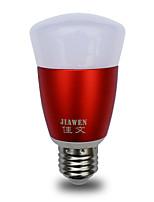 abordables -JIAWEN 1pc 6W 480lm E26 / E27 Ampoules LED Intelligentes 30 Perles LED SMD 3528 Elégant Intensité Réglable Contrôle de l'APP 85-265V