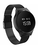 cheap -Smartwatch ST68 Touch Screen / Heart Rate Monitor / Pedometers Pedometer / Activity Tracker / Sleep Tracker / Find My Device