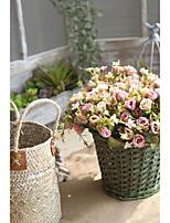 Недорогие -Искусственные Цветы 2 Филиал Современный Розы Букеты на стол