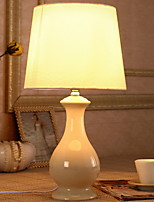 cheap -Traditional / Classic Decorative Table Lamp For Ceramic 220-240V White