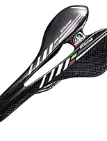 cheap -Bike Saddles/Bicycle Saddles Road Cycling Cycling / Bike Bike/Cycling Mountain Bike/MTB Carbon Fiber Full Carbon Calories Burned