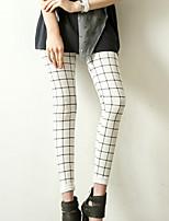 cheap -Women's Street chic Chinos Pants - Striped