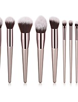 cheap -9pcs Professional Makeup Brushes Makeup Brush Set / Powder Brush / Eyeshadow Brush Synthetic Hair / Nylon Eco-friendly / Professional /