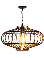 cheap -Lantern Chandelier Ambient Light - Mini Style, 110-120V / 220-240V Bulb Not Included / 5-10㎡ / FCC / E26 / E27