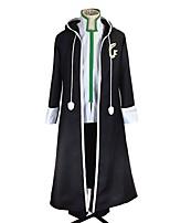 abordables -Inspiré par Fairy Tail Gerard Fernandes Manga Costumes de Cosplay Costumes Cosplay Autre Manches Longues Manteau Haut Pantalon Pour Homme