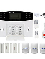 cheap -CS85 Home Alarm Systems GSM Platform GSM Remote Controller 433MHzforHome
