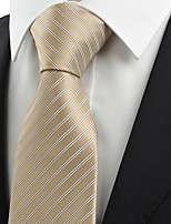 cheap -Men's Party Necktie - Striped