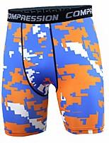 abordables -Homme Shorts Moulants de Course Cuissard  / Short - Des sports Exercice & Fitness, Courses, Activités Extérieures Léger, Séchage rapide,