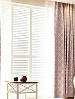 economico -Blackout tende tende Camera da letto Cartoni animati Cotone / poliestere Con stampe