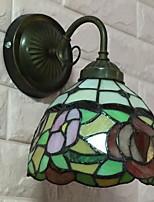 cheap -Anti-Glare Rustic/Lodge Bathroom Lighting For Living Room Bedroom Metal Wall Light 220-240V 5W