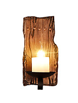 cheap -Rustic / Lodge Vintage Flush Mount Ambient Light - Mini Style, 110-120V 220-240V Bulb Not Included