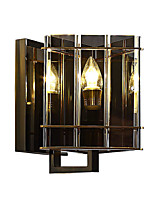 cheap -Crystal Eye Protection LED Modern / Contemporary Wall Lamps & Sconces For Living Room Study Room / Office Metal Wall Light 110-120V