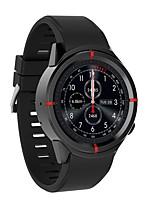 abordables -Montre Smart Watch Bluetooth Etanche Pédomètres Capteur tactile Contrôle de l'APP Traqueur de pouls Podomètre Moniteur d'Activité