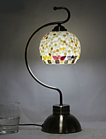 cheap -Decorative Table Lamp For Metal 220-240V White Black Silver