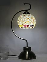 abordables -Décorative Lampe de Table Pour Métal 220-240V Blanc Noir Argent