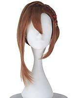 cheap -Cosplay Wigs Seraph of the End Other Anime Cosplay Wigs 43cm CM Heat Resistant Fiber All