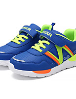 cheap -Boys' Shoes PU Fall Comfort Athletic Shoes Walking Shoes for Dark Blue / Black / White / Royal Blue