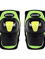 cheap -WOSAWE Motorcycle Protective Gear forKnee Pad Unisex Spandex Polyester PE Impact Resistant Shockproof Comfy High Quality Fits left or