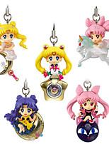 abordables -Figures Animé Action Inspiré par Sailor Moon Cosplay PVC CM Jouets modèle Jouets DIY  Homme Femme
