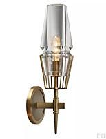 baratos -QIHengZhaoMing LED / Moderno / Contemporâneo Luminárias de parede Sala de Estar / Quarto de Estudo / Escritório Metal Luz de parede