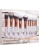 cheap -10-Pack Professional Makeup Brushes Makeup Brush Set / Powder Brush / Eyeshadow Brush Synthetic Hair / Nylon Eco-friendly / Professional