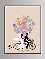 cheap -Signature Frames & Platters Others Classic Theme People Vehicles Romance Vintage ThemeWithPattern / Print