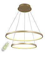 cheap -OYLYW Chic & Modern Traditional / Classic Chandelier Ambient Light - Mini Style, 110-120V 220-240V, Warm White White Dimmable With Remote