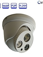 economico -STRONGSHINE ST-POEP1325D03R 1,3 MP IP Camera Al Coperto with Fisso