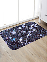 cheap -Creative Sports & Outdoors Country Doormats Area Rugs Bath Mats Flannelette, Superior Quality Rectangle Graphic Rug