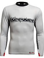cheap -Jaggad Long Sleeves Cycling Jersey - Silver Bike