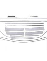 abordables -10 PCS Argent Autocollant pour auto Business Garniture de fenêtre Non spécifié Garniture de fenêtre