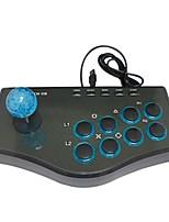 abordables -Câblé Manette de contrôle de manette de jeu Pour Sony PS3 Polycarbonate Manette de contrôle de manette de jeu ABS + PC 1pcs unité 100cm