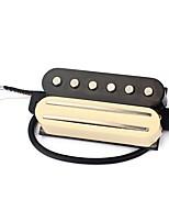 Недорогие -профессиональный Аксессуары для электрогитары Pickup Электрическая гитара Углеродное волокно Магнит Медный провод Аксессуары для