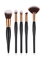 cheap -5 pcs Professional Makeup Brushes Makeup Brush Set / Powder Brush / Eyeshadow Brush Synthetic Hair / Nylon Eco-friendly / Professional /