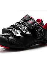 Недорогие -Tiebao® Муж. Обувь для шоссейного велосипеда Нейлон и углеродное волокно Противозаносный, Пригодно для носки, Воздухопроницаемость